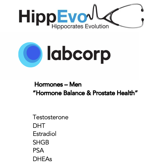Hormone men list