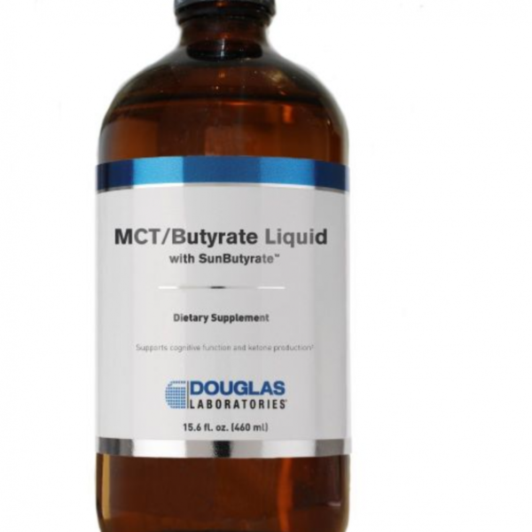 MCT/Butyrate label