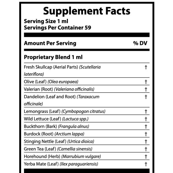 IMN-CALM ingredients